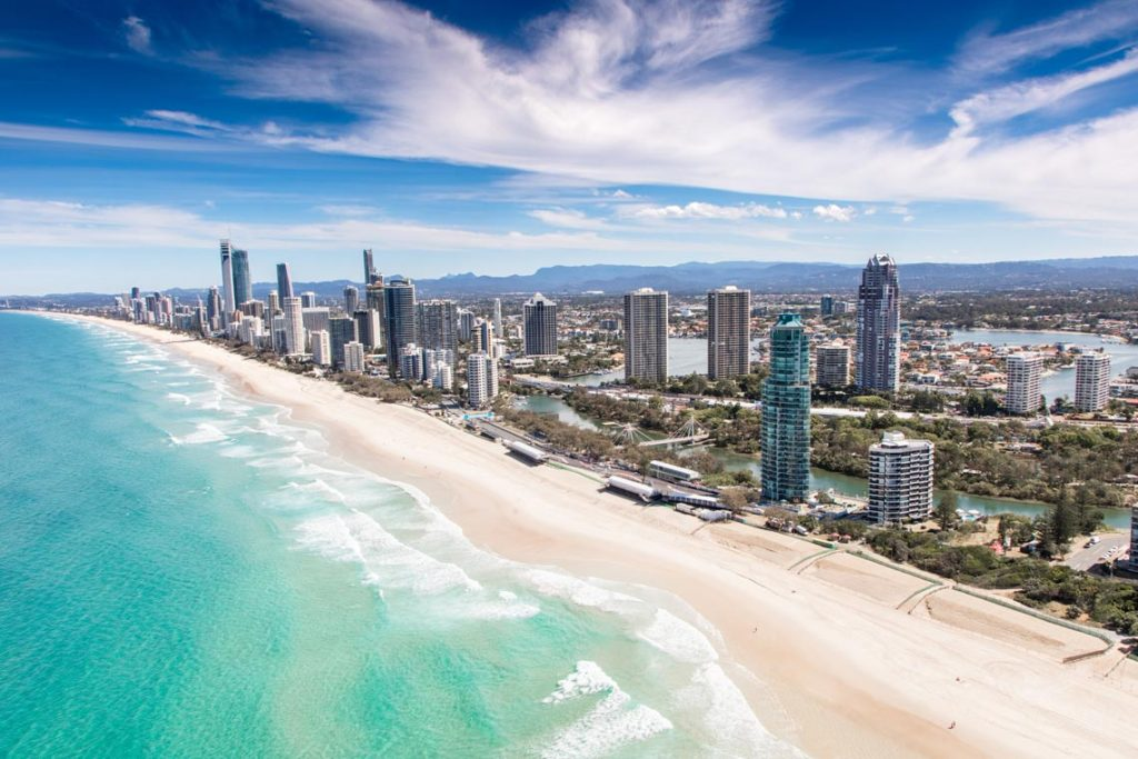 Gold Coast SEO Servcies Aerial